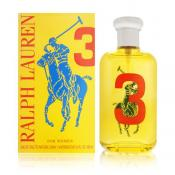 RALPH LAUREN 3 The Big Pony Collection Radiant Floral TECTEP 100
