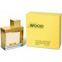 DSQUARED WOOD SHE GOLDEN LIGHT WOOD