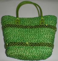 MARINA DE BOURBON сумка плетёная