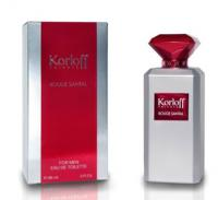 KORLOFF Private ROUGE SANTAL for men