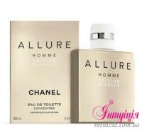 ALLURE HOMME BLANCHE concetree