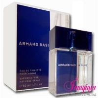 ARMAND BASI IN BLUE POUR HOMME