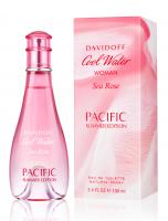 DAVIDOFF COOL WATER Sea Rose WOMAN PACIFIC summer edition