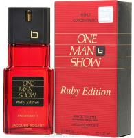 ONE MAN SHOW RUBY EDITION
