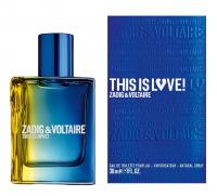 ZADIG & VOLTAIRE THIS IS LOVE! pour lui