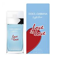 DOLCE&GABBANA LIGHT BLUE LOVE IS LOVE