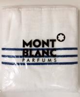 MONT BLANC TOWEL white colour полотенце