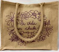 DESIGUAL сумка из мешковины