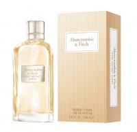 Abercrombie & Fitch FIRST INSTINCT SHEER WOMAN/FEMME