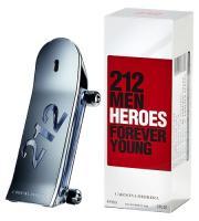 CAROLINA HERRERA 212 MEN HEROES FOREVER YOUNG