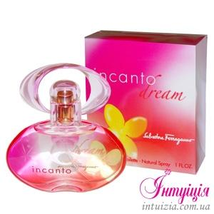 Женская парфюмерия SALVATORE FERRAGAMO FERRAGAMO INCANTO DREAM