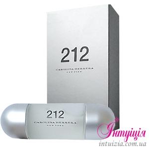 Женская парфюмерия CAROLINA HERRERA CAROLINA HERRERA 212