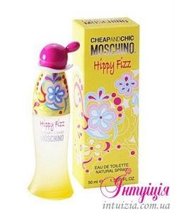 Женская парфюмерия MOSCHINO MOSCHINO  HIPPY FIZZ