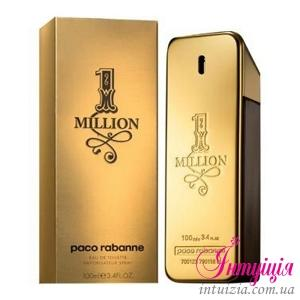 Мужская парфюмерия PACO RABANNE PACO RABANNE ONE MILLION