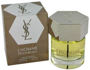 Мужская парфюмерия YVES SAINT LAURENT YSL  L'HOMME