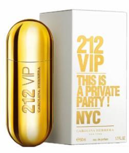Женская парфюмерия CAROLINA HERRERA HERRERA  212 VIP