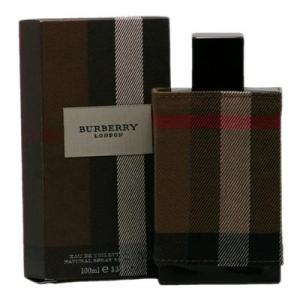 Мужская парфюмерия BURBERRY BURBERRY LONDON MEN fabric