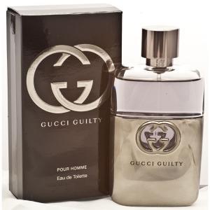 Мужская парфюмерия GUCCI GUCCI  GUILTY POUR HOMME