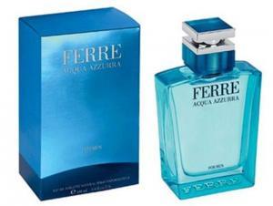 Мужская парфюмерия FERRE FERRE MAN AQUA AZZURRA