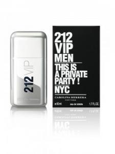 Мужская парфюмерия CAROLINA HERRERA CAROLINA HERRERA 212 VIP MEN