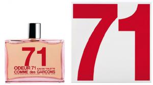 Женская парфюмерия COMME DES GARCONS COMME DES GARCONS ODEUR 71