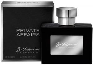 Мужская парфюмерия HUGO BOSS BOSS BALDESSARINI PRIVATE AFFAIRS