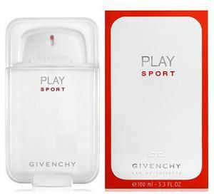 Мужская парфюмерия GIVENCHY GIVENCHY PLAY SPORT