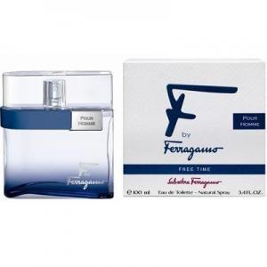 Мужская парфюмерия SALVATORE FERRAGAMO FERRAGAMO F by FREE TIME MEN