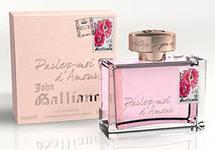 Женская парфюмерия JOHN GALLIANO JOHN GALLIANO PARLEZ-MOI D'AMOUR eau de parfum