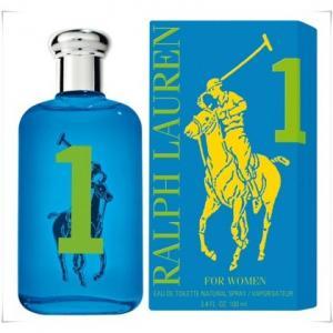 Женская парфюмерия RALPH LAUREN RALPH LAUREN 1 The Big Pony Collection Sporty Fresh
