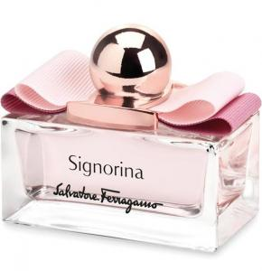 Женская парфюмерия SALVATORE FERRAGAMO FERRAGAMO SIGNORINA