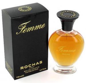 Женская парфюмерия ROCHAS ROCHAS FEMME