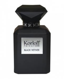 Мужская парфюмерия KORLOFF KORLOFF BLACK VETIVER MAN