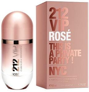 Женская парфюмерия CAROLINA HERRERA HERRERA  212 VIP ROSE
