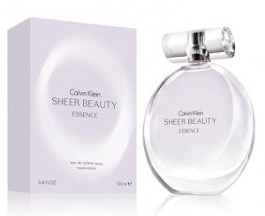 Женская парфюмерия CALVIN KLEIN Calvin Klein SHEER BEAUTY ESSENCE