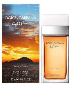 Женская парфюмерия DOLCE & GABBANA DOLCE&GABBANA LIGHT BLUE Sunset in Salina