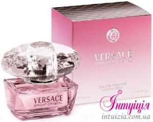 Женская парфюмерия VERSACE VERSACE BRIGHT CRYSTAL