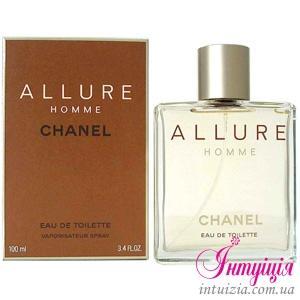 Мужская парфюмерия CHANEL ALLURE HOMME