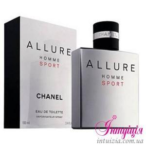 Мужская парфюмерия CHANEL ALLURE HOMME SPORT