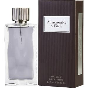 Мужская парфюмерия ABERCROMBIE & FITCH Abercrombie & Fitch FIRST INSTINCT MAN/HOMME