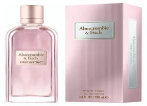 Женская парфюмерия ABERCROMBIE & FITCH Abercrombie & Fitch FIRST INSTINCT WOMAN/FEMME
