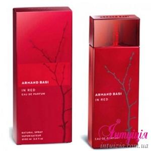 Женская парфюмерия ARMAND BASI ARMAND BASI IN RED edp