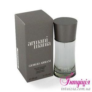 Мужская парфюмерия ARMANI ARMANI MANIA HOMME