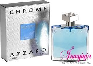 Мужская парфюмерия AZZARO AZZARO  CHROME