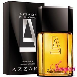 Мужская парфюмерия AZZARO AZZARO POUR HOMME
