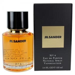 Женская парфюмерия JIL SANDER JIL SANDER № 4
