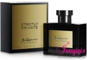 Мужская парфюмерия HUGO BOSS BOSS BALDESSARINI  STRICTLY PRIVATE