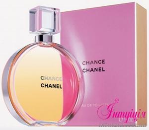 Женская парфюмерия CHANEL CHANCE