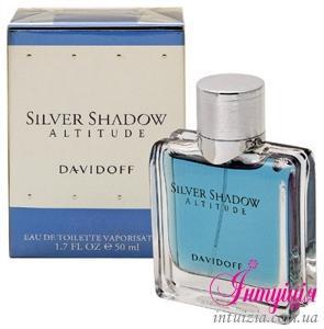 Мужская парфюмерия DAVIDOFF DAVIDOFF SILVER SHADOW  ALTITUDE MEN